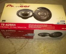 Repro Pioneer, nové 420W 25cm  Akce: výprodej Skladem: 1sada Cena za: 1sadu