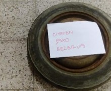 Citroen Saxo i Peug. 106,rezervní disk+pneu,1996